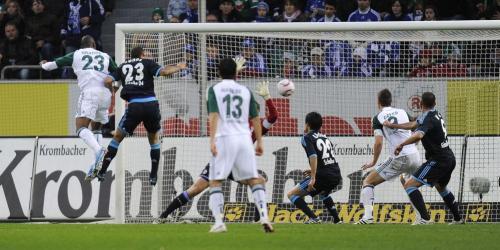 Schalke: Huntelaar rettet in Wolfsburg einen Punkt