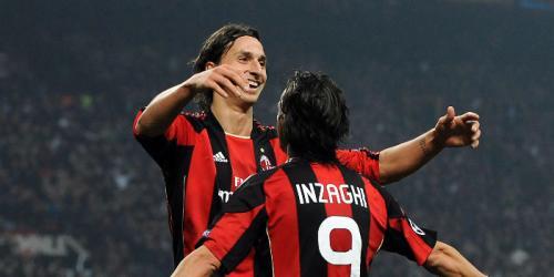 Italien: Milan gewinnt Derby gegen Inter