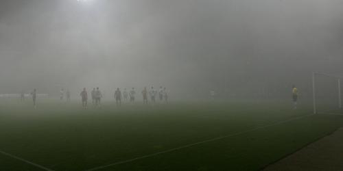 Niederrheinpokal: Hiesfeld gegen Rhede abgebrochen