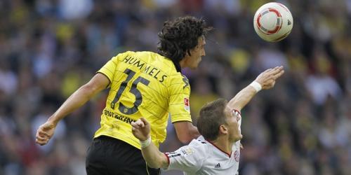 Inter: Interesse an Mats Hummels?