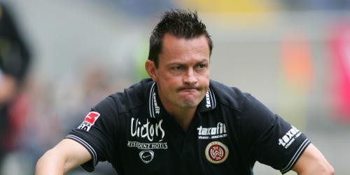 FC Homburg: Ex-Trainer träumt vom Ruhrgebiet
