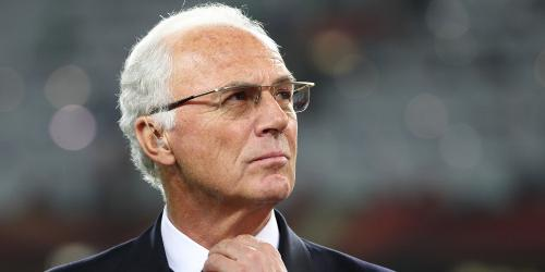 """Beckenbauer: """"Wären fast an der Mauer gescheitert"""""""