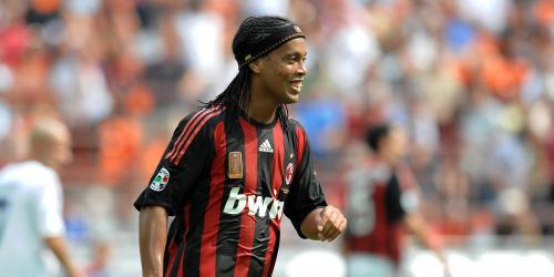 Ronaldinho: Wildes Nachtleben sorgt für Ärger