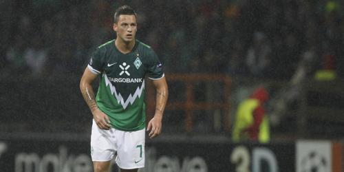Werder: Personalprobleme vor Schalke-Spiel
