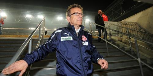 Düsseldorf: 0:1 bei Union Berlin