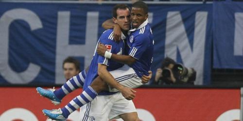 Schalke: 4:0-Erfolg gegen Bremen