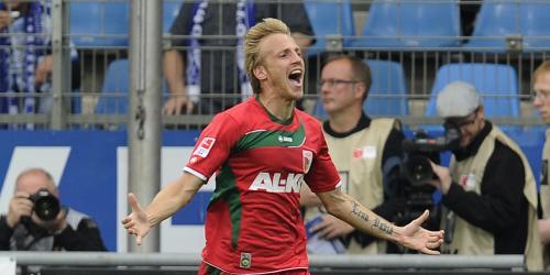 2. Liga: FCA klettert nach Sieg gegen Karlsruhe
