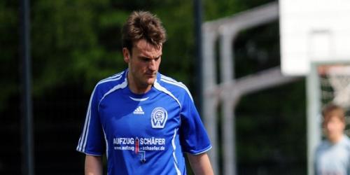 SC West: Viel Arbeit für Harald Becker