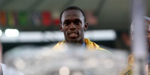 England: Bolt träumt von Einsatz für Manchester United