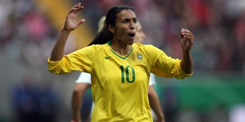 Frauen-WM: Brasilien und Kolumbien sind dabei