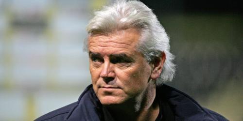 KSC: Rapolder soll vor Sturz in dritte Liga bewahren