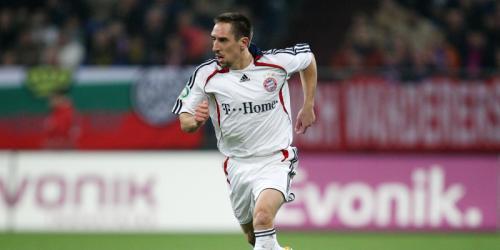 FC Bayern: Ribery attackiert van Gaal
