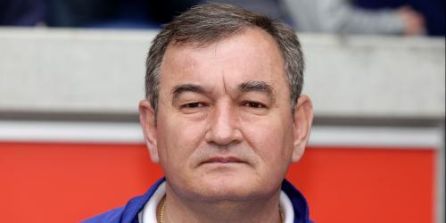 MSV: Fuat Kilic leitet das Training