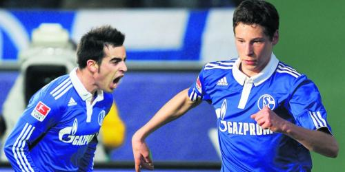 Schalke: Macht Draxler Jurado den Platz streitig?