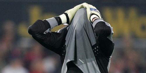 Schalke: Verdacht bei Fährmann ist bestätigt