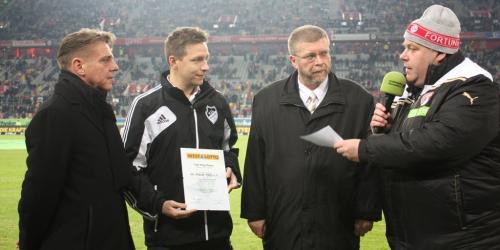 FVN: Rhede gewinnt 2.200 Euro im Fair-Play-Pokal