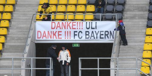 Benefizspiel: Sieg für die Bayern, Geld für Aachen