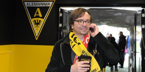 "3. Liga: DFB-Vizepräsident: ""Es droht eine Pleiteliga"""