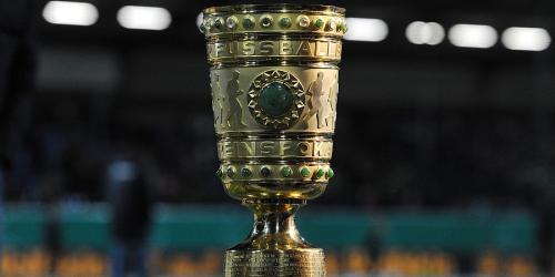 "DFB-Pokal: Auslosung mit ""Mischkugel"" Duisburg/Aue"
