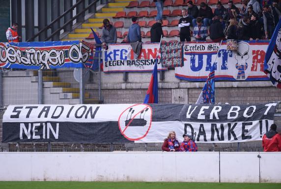 RWE-KFC: Uerdinger randalieren im Zug | Fußball ...