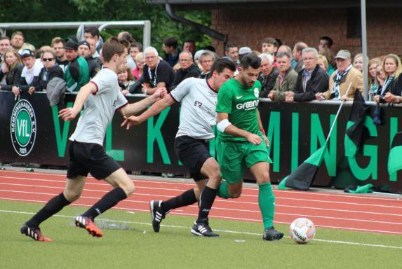 Bezirksliga, Westfalen 8 ,  VfL Kemminghausen, Werner SC, Kadir Güvenates