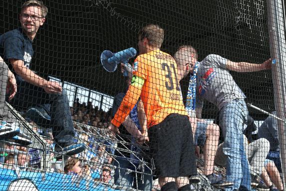Michael Esser Manuel Riemann VfL Bochum SV Sandhausen