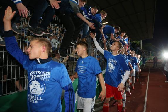 Schalke 04, U19, A-Junioren.
