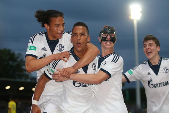 FC Schalke 04, A-Junioren, U19, Jubel, Finale.