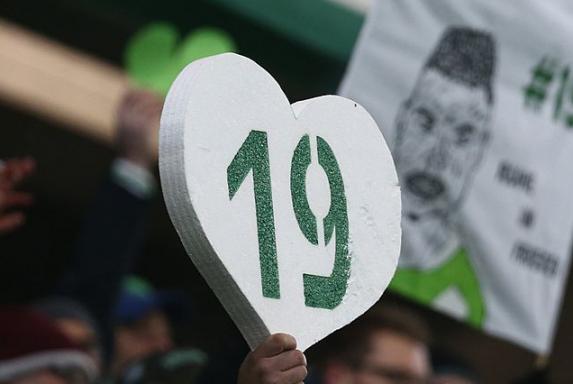 Gedenken an Malanda: Spezielles VfL-Trikot im Cup-Finale