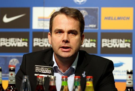 MSV Duisburg Peter Mohnhaupt