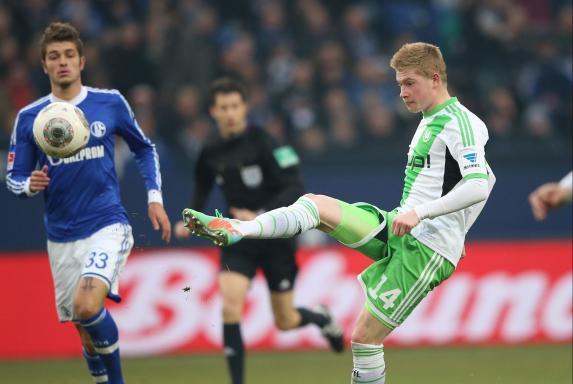 VfL Wolfsburg, Roman Neustädter, Kevin de Bruyne, VfL Wolfsburg, Roman Neustädter, Kevin de Bruyne