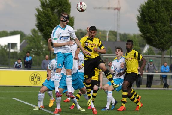 U19: BVB stärker als babyblaue Schalker