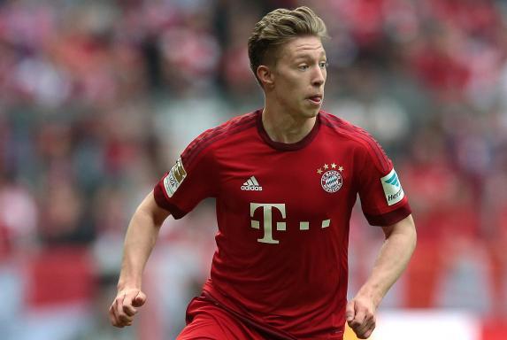 Mitchell Weiser FC Bayern FC Schalke 04