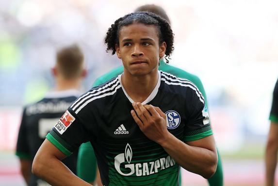 Leroy Sane, Schalke