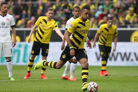 Borussia Dortmund, Pierre-Emerick Aubameyang, Saison 2014/15, Borussia Dortmund, Pierre-Emerick Aubameyang, Saison 2014/15