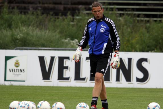 FC Schalke 04 II, Regionalliga West, Saison 2012/2013, Torwart-Trainer Thomas Schlieck, FC Schalke 04 II, Regionalliga West, Saison 2012/2013, Torwart-Trainer Thomas Schlieck
