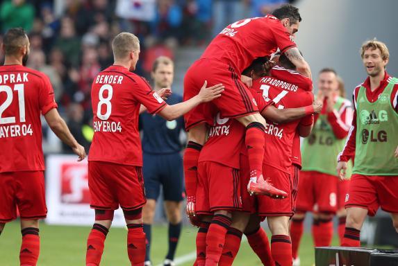 Bayer Leverkusen, Bayer Leverkusen