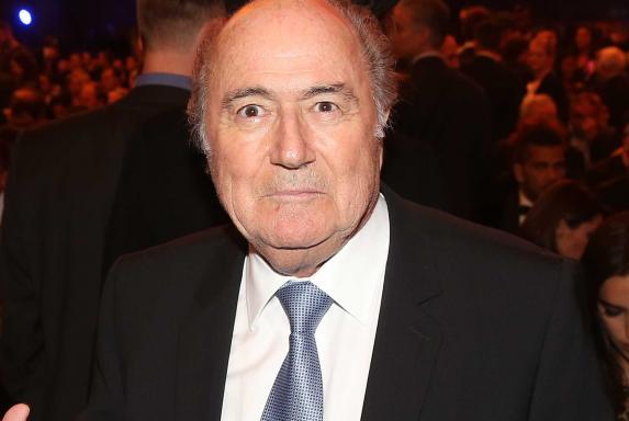 Sepp Blatter, Timo Kunert, FIFA-Präsident, Joseph S. Blatter, Sepp Blatter, Timo Kunert, FIFA-Präsident, Joseph S. Blatter