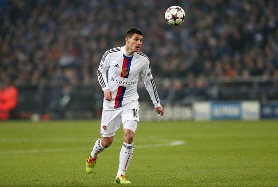 Fabian Schär, FC Basel