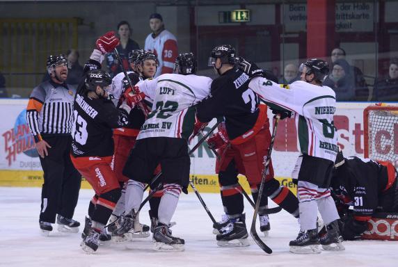 Eishockey, Füchse Duisburg, Herner EV, EV Duisburg, Saison 2014 / 2015, Eishockey, Füchse Duisburg, Herner EV, EV Duisburg, Saison 2014 / 2015