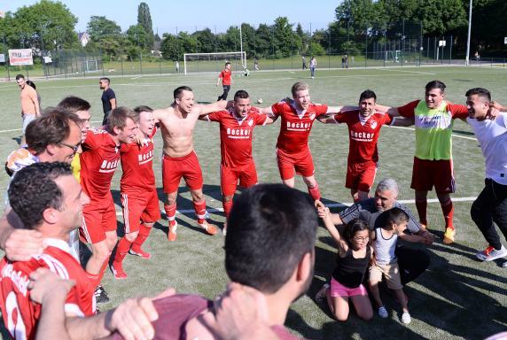 Adler Osterfeld Sterkrade-Nord Kreispokalfinale