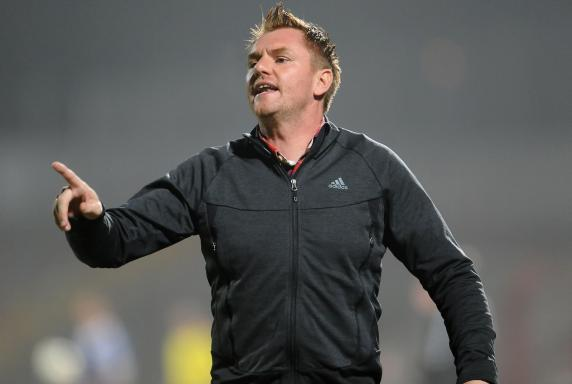 Trainer, Michael Boris, Sportfreunde Lotte, Regionalliga West, Saison 2014/15, Trainer, Michael Boris, Sportfreunde Lotte, Regionalliga West, Saison 2014/15