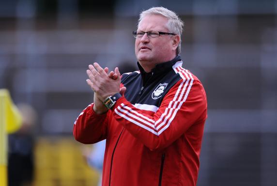 Trainer, SV Sonsbeck, Oberliga Niederrhein, Thomas Geist, Saison 2014/15, Trainer, SV Sonsbeck, Oberliga Niederrhein, Thomas Geist, Saison 2014/15
