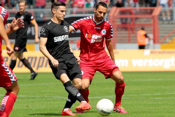 Sportfreunde Siegen, Siegen, Manuel Glowacz, Saison 2014 / 2015, Glowacz, Sportfreunde Siegen, Siegen, Manuel Glowacz, Saison 2014 / 2015, Glowacz