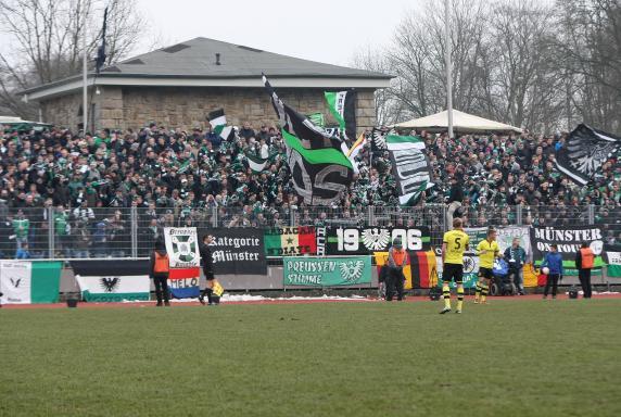 Preußen Münster, Saison 2012/2013, Stadion Rote Erde, Münster_Fans, Preußen Münster, Saison 2012/2013, Stadion Rote Erde, Münster_Fans