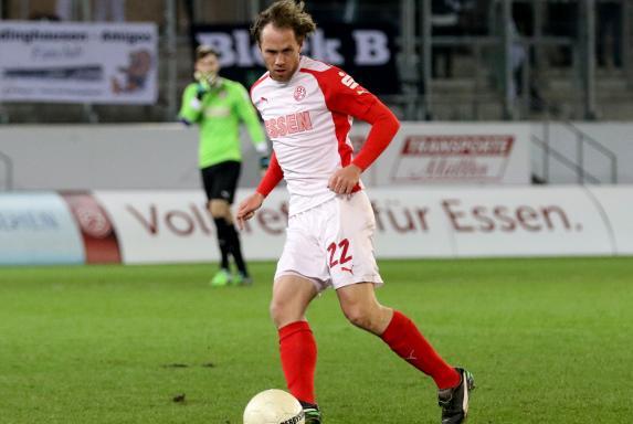 Rot-Weiss Essen, Mario Neunaber, Saison 2014/15, Rot-Weiss Essen, Mario Neunaber, Saison 2014/15