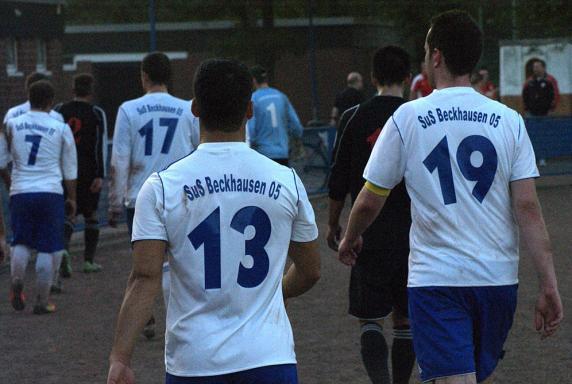 Sus Beckhausen, Saison 2013/14, SuS Beckhausen 05, Sus Beckhausen, Saison 2013/14, SuS Beckhausen 05