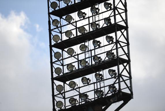 RWO, Regionalliga West, Flutlicht, Symbol, Saison 2014/15, RWO, Regionalliga West, Flutlicht, Symbol, Saison 2014/15