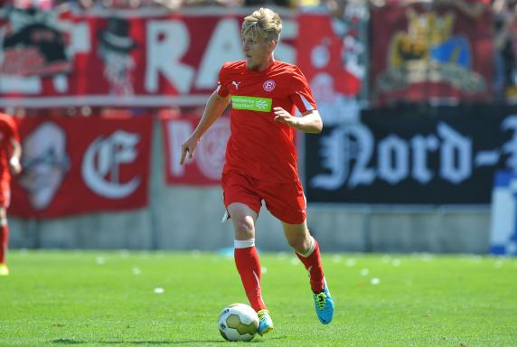 Fortuna Düsseldorf II, Regionalliga West, Saison 2013/14, Ben Halloran, Fortuna Düsseldorf II, Regionalliga West, Saison 2013/14, Ben Halloran