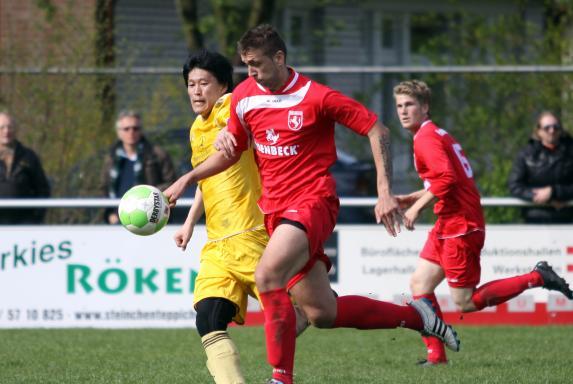 SV Dorsten-Hardt, Hammer SpVg., Felix Backszat, Saison 2011/2012, Shibata Kohsuke, SV Dorsten-Hardt, Hammer SpVg., Felix Backszat, Saison 2011/2012, Shibata Kohsuke